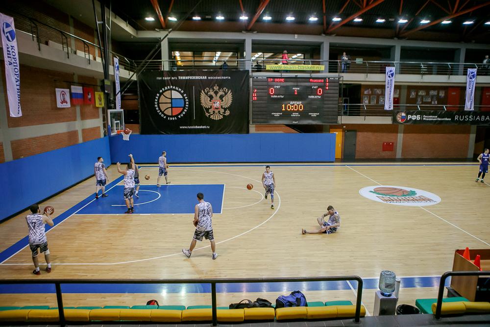 III тур. Чемпионат КЛБ - 2016 (осень)