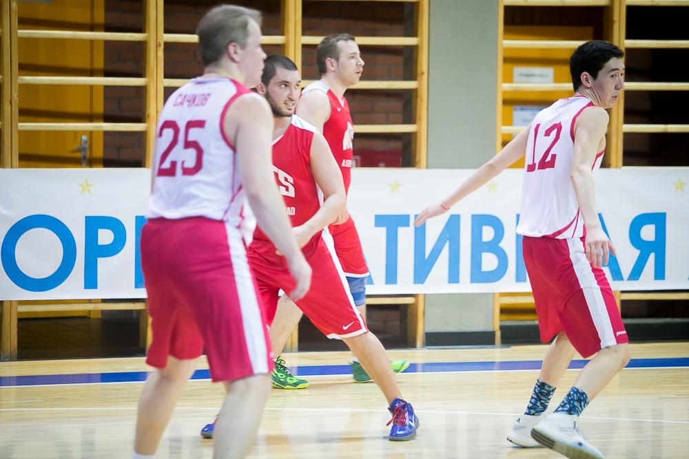 2 тур. I Чемпионат КБЛ. Дивизион B
