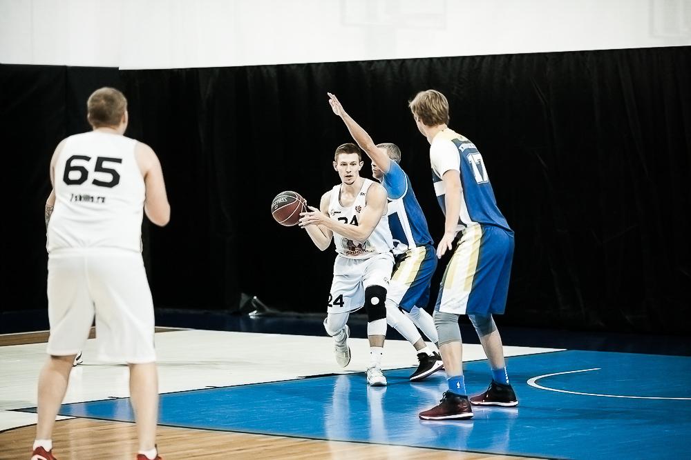 II тур. Чемпионат КЛБ - 2018 (осень). Суперлигa