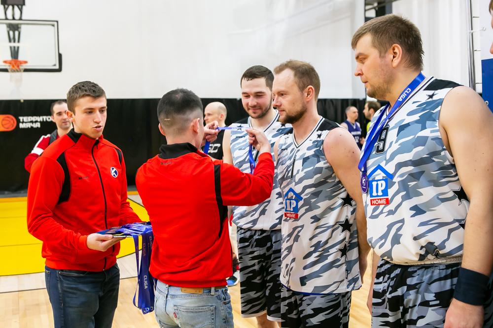 Награждение. Чемпионат КЛБ - 2019 (весна)