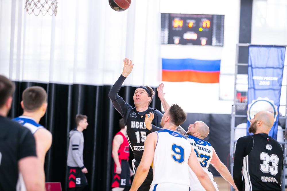 V тур. Чемпионат КЛБ - 2019 (весна). Суперлига