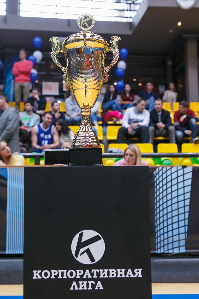 Награждение. Чемпионат КЛБ - 2017 (весна)