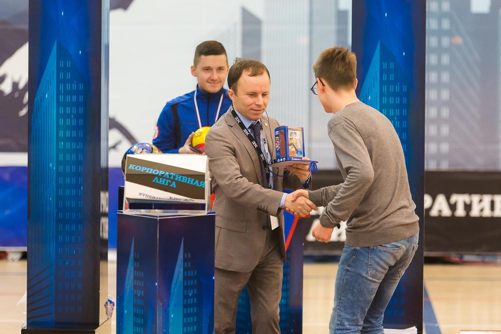 Открытие. XI Спартакиада Россвязи
