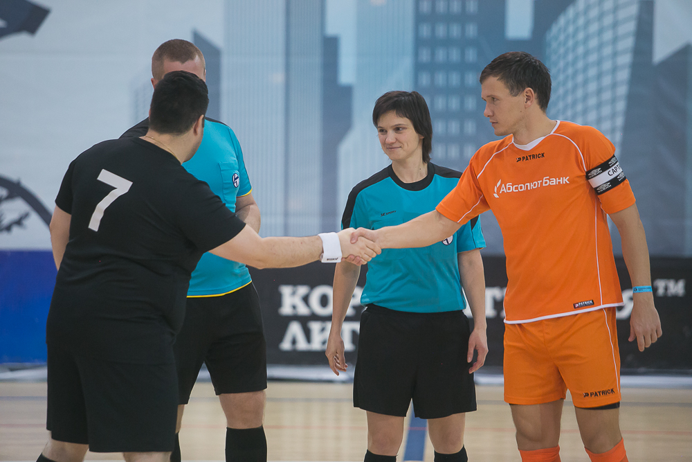IV тур. Чемпионат КЛ - 2017 (осень). Серия A