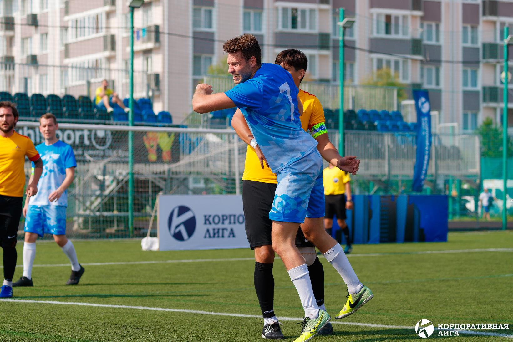 Групповой этап. Кубок КЛ в Сочи II