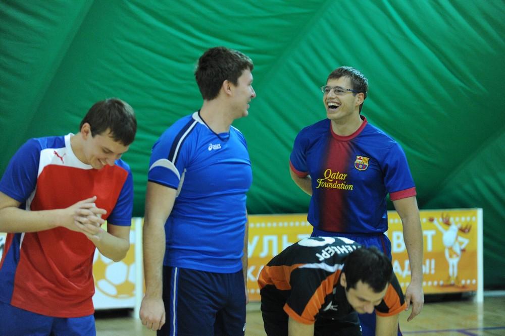 Чемпионат КЛ-2013 (весна) - 1 тур